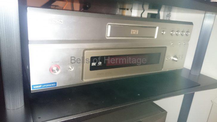 ホームシアター ユニバーサルプレーヤー DENON DVD-A1XVA Pioneer DV-610AV リージョンフリー化 コマンド