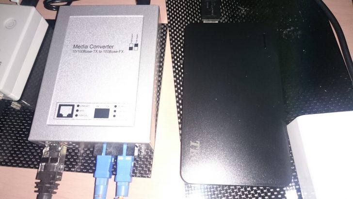 ネットワークオーディオ 光メディアコンバータ サンワサプライ LAN-EC202C DC5V/2.5A バッテリ駆動 モバイルバッテリー 音の良い カモン USB→DC 電源供給ケーブル 外径5.5mm 内径2.5mm PQI JAPAN Power 6000E