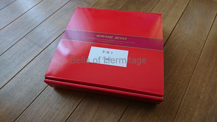 ネットワークオーディオ ACOUSTIC REVIVE LANケーブル R-AL-1 リニューアル Rock oN Company PC-Triple-C PANDUIT レビュー 傾向 違い
