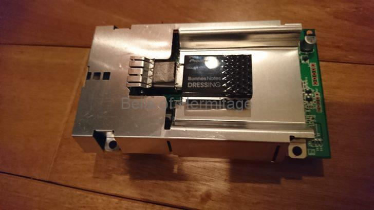 ネットワークオーディオ IODATA NAS Rockdisk for audio ACOUSTIC REVIVE RUT-1 オーディオ 音質改善の極意 付録 Bonnes Notes DRESSING ARC-DR000 比較 レビュー