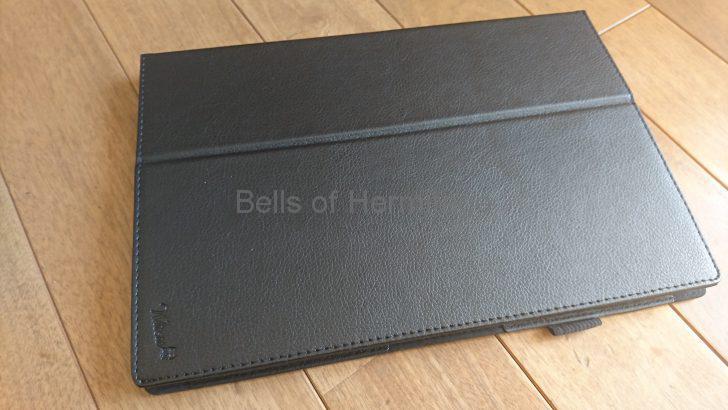 タブレット パソコン Arteck ウルトラスリム Bluetooth ワイヤレスキーボード wisers NEC LAVIE Hybrid ZERO専用 ケース カバー NEC LAVIE Hybrid ZERO PC-HZ100DAS 不満 長所