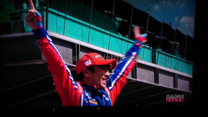 ホームシアター F1 インディ500 フェルナンド・アロンソ 佐藤琢磨 GAORA SPORTS スカパー ニコニコ生放送 2017年5月28日