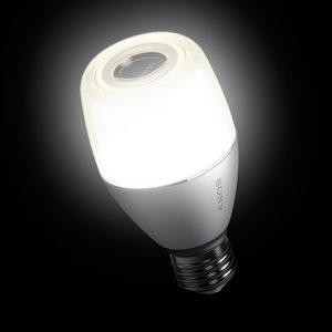 オーディオ LED電球 スピーカー 192色 Bluetooth リモコン LSPX-103E26 SONY E26口金 ワイヤレス