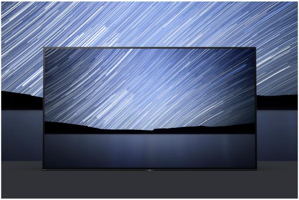 ホームシアター 4K/HDR A1 KJ-65A1 KJ-55A1 BRAVIA SONY KJ-75X9400C KJ-75Z9D 比較 ニュース 有機EL OLED アコースティックサーフェス Android TV 7.0