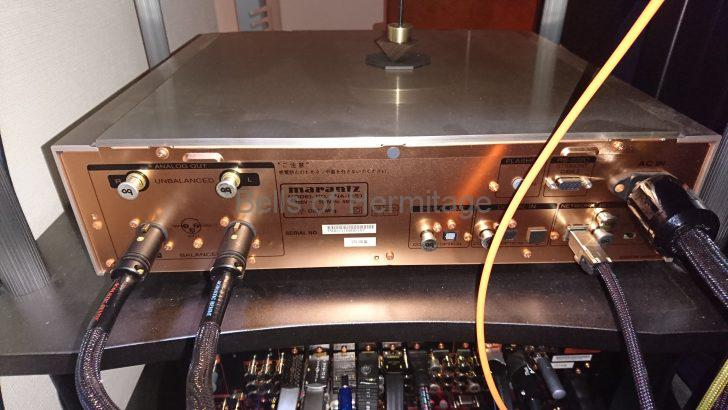 ホームシアター オフ会 試聴会 4K/HDR ネットワークオーディオ Marantz NA-11S1 NAS Rockdisk for audio SONY BRAVIA KJ-75XZ9D Panasonic UHD Blu-rayプレーヤー DMP-UB900 カーペンターズ 出水電器 アイソレーショントランス CT-0.2