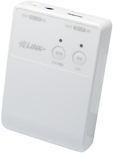 ネットワークオーディオ 光メディアコンバータ サンワサプライ LAN-EC202C DC5V/2.5A バッテリ駆動 モバイルバッテリー 音の良い カモン USB→DC 電源供給ケーブル 外径5.5mm 内径2.5mm NTT東日本 光モバイルバッテリー HMB-10