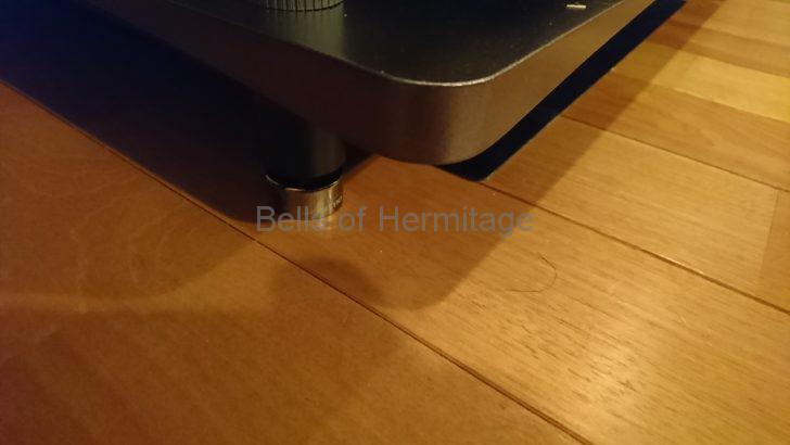 ホームシアター オーディオ サブウーファー DALI Helicon S600 スパイク スパイク受け KRYNA T-PROP TP-4 M10 電源工事 壁コンセント ラックレイアウト変更 構造 設置方法