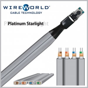 ネットワークオーディオ Wireworld イーサネットケーブル PSE STE CHE LAN カテゴリー8 Cat.8 Supra Cat 8 Network Patch Cable Tite-Shield Technology Composilex2 Telegartner M12 SWITCH GOLD 規格 仕様 概要 要件