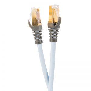 ネットワークオーディオ Wireworld イーサネットケーブル PSE STE CHE LAN カテゴリー8 Cat.8 Supra Cat 8 Network Patch Cable Tite-Shield Technology Composilex2 Telegartner M12 SWITCH GOLD 規格 仕様 概要 要件