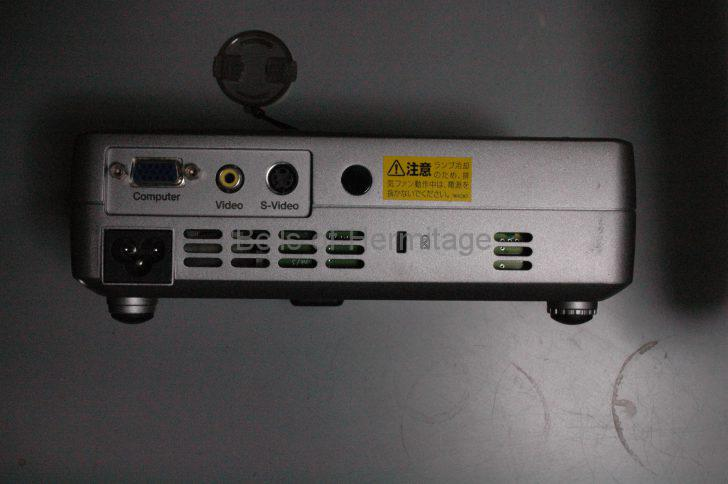 ホームシアター 回顧録 IODATA PJ-112XGA きっかけ レビュー DLP 業務用プロジェクタ 起源