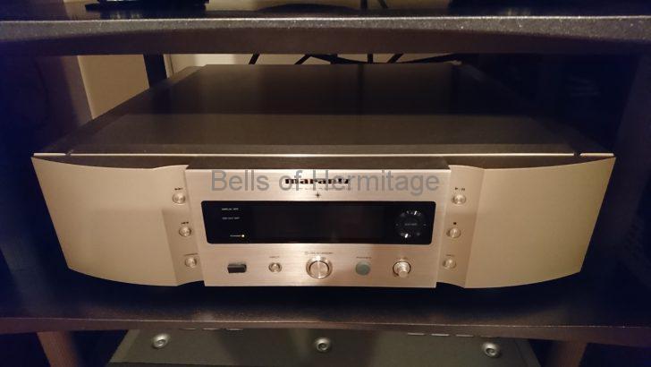 ホームシアター ネットワークオーディオ 二世帯化 リフォーム Marantz:NA-11S1 Acoustic Revive POWER REFERENCE-TripleC LAN-1.0PA TripleC R-AL1 XLR-absolute-FM SIP-8Q IP-2Q RBR-1 USB-1.0SP-Triple-C RGC-24 TripleC-FM Planex FX-08mini アライドテレシス CentreCOM LMC102 光ファイバーケーブル メルコシンクレッツ DELA HA-N1AH40-BK相当 モニター評価機モデル IODATA RockDisk for audio QNAP TS-119