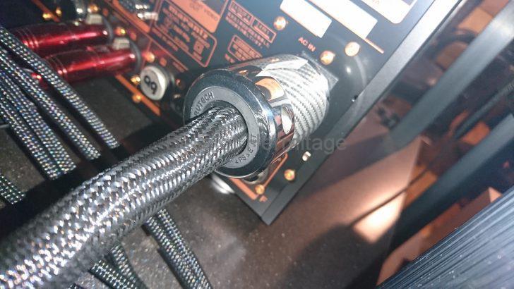ネットワークオーディオ プレーヤー Marantz;NA-11S1 不具合 電源 買い替え Acoustic Revive POWER REFERENCE-TripleC