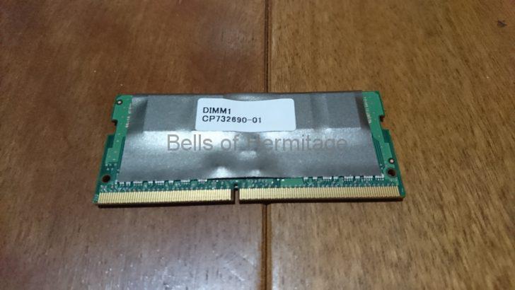 ノートパソコン ノートPC Dell Vostro 2520 Lenovo ThinkPad L540 20AV007CJP ideapad 510 80SV000NJP レビュー 購入 メモリ 増設 HDD SSD交換