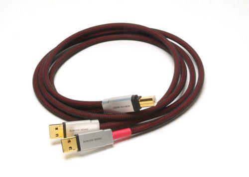 ネットワークオーディオ PCオーディオ USBケーブル オーディオグレード データライン 電源ライン グラウンドライン 分離 Acoustic Revive USB-1.0SP-TripleC USB-1.0PL-TripleC USB DAC DELA メルコシンクレッツ Marantz NA-11S1 カスタマイズ USB-DCケーブル スイッチングハブ
