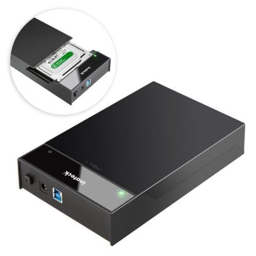 ネットワークオーディオ NAS メルコシンクレッツ DELA 4TB モニター評価機 Inateck HDDドッキングステーション FD1006C 8TB USB3.0対応 レビュー