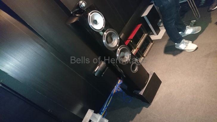 ホームシアター ネットワークオーディオ AVアンプ DENON AVC-A1HD AVC-X8500H 比較試聴会 AVAC秋葉原本店 Bowers & Wilkins HTM2 D3 804 D3 805 D3 Moniter AudioPLW215 II PIEGA AP1.2 OPPO UDP-205 SONY VPL-VW745 レビュー 試聴