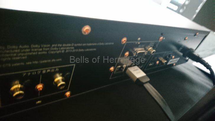 ホームシアター 4K/HDR Panasonic DMP-UB900 DP-UB9000 Urtra HD Blu-ray OPPO UDP-203 UDP-205 ダブルレイヤー・レインフォースド・シャーシ・ストラクチャー レビュー 試聴会 SONY 4K UHD Blu-rayプレーヤー UBP-X800 Pioneer ティザー広告 暁天 開拓 Urtra HD Blu-ray時代の真の幕開け。 新型 UDP-LX500 UDP-LX800 OTOTEN Audio・Visual Festival 2018 東京国際フォーラム リアパネル インターフェース LAN USB アナログ入力 HDMI