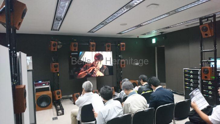 ホームシアター NHK 8K SUPER Hi-VISION×22.2ch multichannel sound SHARP LC-70X500 DolbyAtmos 4.1.2ch 4.1.4ch4K 天井埋め込みスピーカー インシーリングスピーカー DIY 設置工事 SpeakerCraft Profile AIM5 Three Audioquest TP4.3 切り売り スピーカーケーブル バナナプラグ SureGrip300 BFA