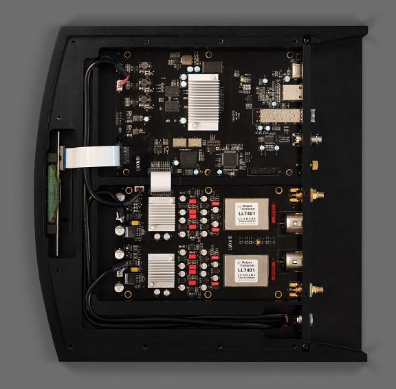 ネットワークオーディオ 光メディアコンバータ スイッチングハブ バッテリリファレンス電源 Acoustic Revive RBR-1 Allied-telesis LMC102 Planex FX-08mini サンワサプライ EC-202C LUMIN X1 SOtM sNH-10G SFP Small Form Factor Pluggable mini-GBIC ドイツ ミュンヘン HIGH END 2018
