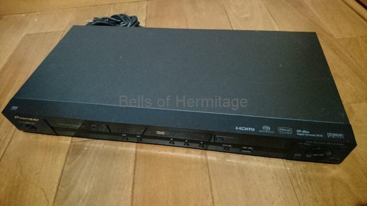 ホームシアター ユニバーサルプレーヤー DENON DVD-A1XVA /DVD-3910 DVD-2910 Pioneer DV-610AV リージョンフリー化 コマンド ファームウェア 076E0PP091 076E0PP101 076E0PP161
