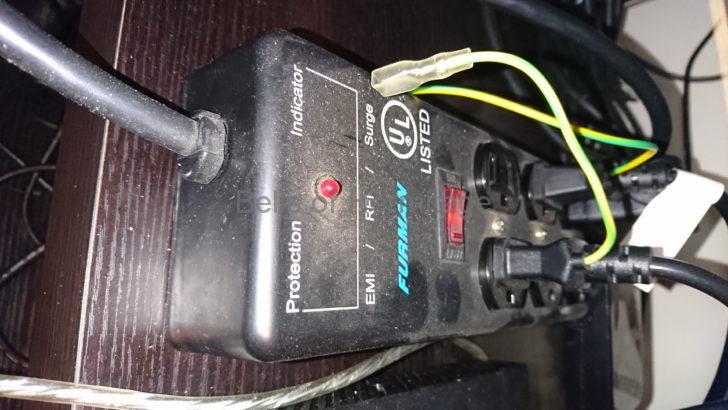 ホームシアター オーディオ ネットワーク 完実電気 PS Audio Noise Harvester AudioPrism Quiet Line Mk3 panasonic PCアダプタ ノイズフィルタ BL-PST152 FURMAN SS-6B 分電盤