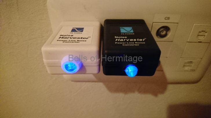 ホームシアター 照明 調光器対応 LED電球 アイリスオーヤマ LDA5L-G/D4BK ビックカメラオリジナル 5年保証 ODELIC ルートロン PS Audio Noise Harvester ノイズ 計測