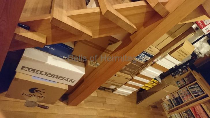 ホームシアター オーディオ ルームチューニング 音場 吸音 拡散 WallArt 3Dウォールパネル Vaults 12枚入り Escart Vento SQUARE レビュー 断捨離