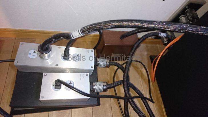 ホームシアター ネットワークオーディオ 二世帯化 リフォーム PS Audio Power Plant Premier FURUTECH GTX-D NFC(R) Acoustic Revive CB-1DB CFRP-1F RTP-2 absolute RTP-4 absolute RBR-1 RPC-1 Chikuma DMT-230B KRIPTON PB-200 THE J-1 PROJECT JPCK2-15R THE J-1 PROJECT POBK-1 J1C15UL オヤイデ R-1 Beryllium WPC-Z Marantz NA-11S1 Panasonic DIGA DMR-BW970 DMR-BZT9000 SONY BRAVIA KJ-75Z9D DST-SHV1 ELSOUND アナログ電源 MELCO SYNCRETS DELA HA-N1AH40-BK SIE Playstation4 Pro Playstation3 Allied-telesis CentreCOM GS908XL BUFFALO HD-ALS2.0TU2/VJ IODATA AVHD-AUT3.0B