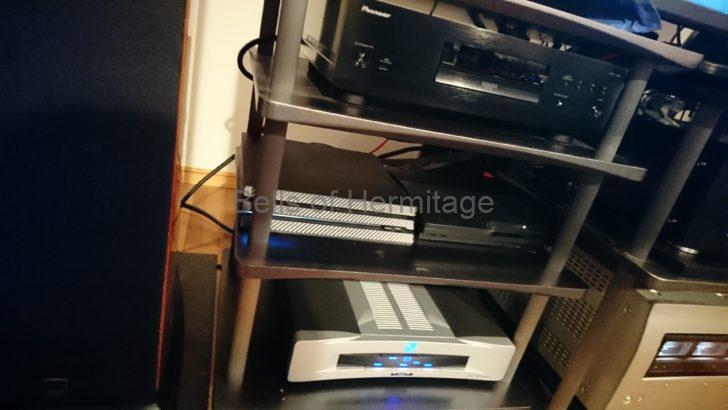 ホームシアター オーディオ DENON AVP-A1HD POA-A1HD Marantz AV8802A MM8003 MM8807 起動時間 遅くなった PS Audio Power Plant Premier AudioQuest NRG-5 NRG1.5 Acoustic Revive Power Reference-Triplec CFRP-1F the j1 Project J1C15UL-J