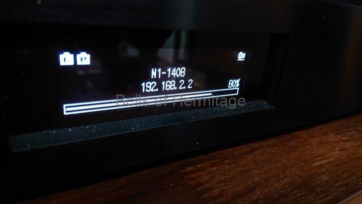 ネットワークオーディオ LUMIN X1 DSD NAS メルコシンクレッツ DELA モニター評価機 IODATA 挑戦者 RockDiskNext RockDisk for Audio QNAP TS-119 4TB Inateck HDDドッキングステーション FD1006C 8TB USB3.0対応 レビュー Western Digital WD Blue WD40NPZZ Seagate BarraCuda ST4000LM024 ST5000LM000