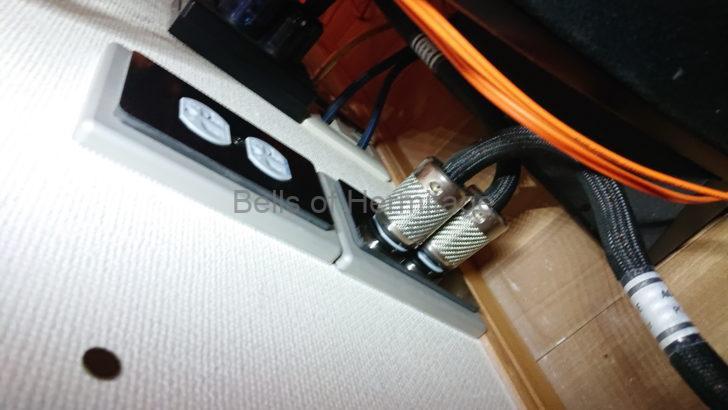 ホームシアター オーディオ 電源 ノイズ 計測 Greenwave Broadband EMI Meter Dirty Electricity Filter 購入手順 レビュー 計測結果