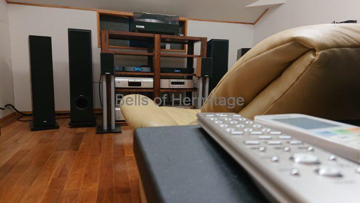 シアタールーム オーディオルーム 執筆環境 SOUND MAGIC ADK SD-5123ROA HF04LB Acoustic Revive RHB-20 朝日木材加工 Sonus faber Chameleon T Bower & Willkins 684(MR) ALR JORDAN Entry Si Marantz PM-14S1 DENON PMA-SX1 DCD-SA11 LUMIN X1 Black YAMAHA GT-1000 QUADRASPIRE QAVM