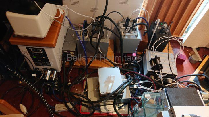 ホームシアター オーディオ 水晶インシュレータ 8個セット 人工水晶 K9 ヤフオク オークション DALI Helicon 400 スピーカー 中村製作所 アイソレーション・トランス NSIT-200Q