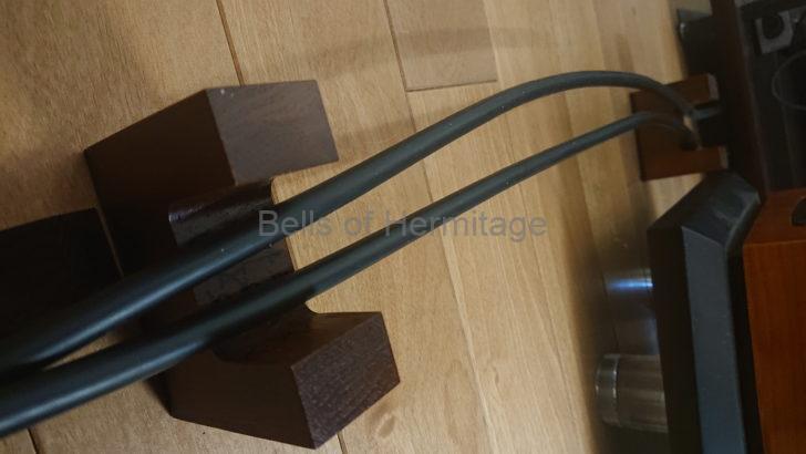 ホームシアター オーディオ ケーブル 配線 ケーブルハンガー ケーブルインシュレータ AudioQuest FOG/LIFTERS テグス Acoustic Revive RCI-3H