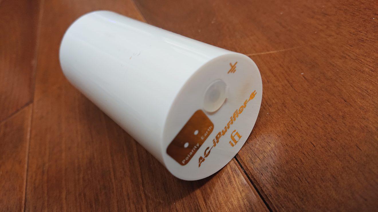 iFi-Audio iPurifier ACを計測してみたい(5)再入手!蛍光灯のノイズに効くか?