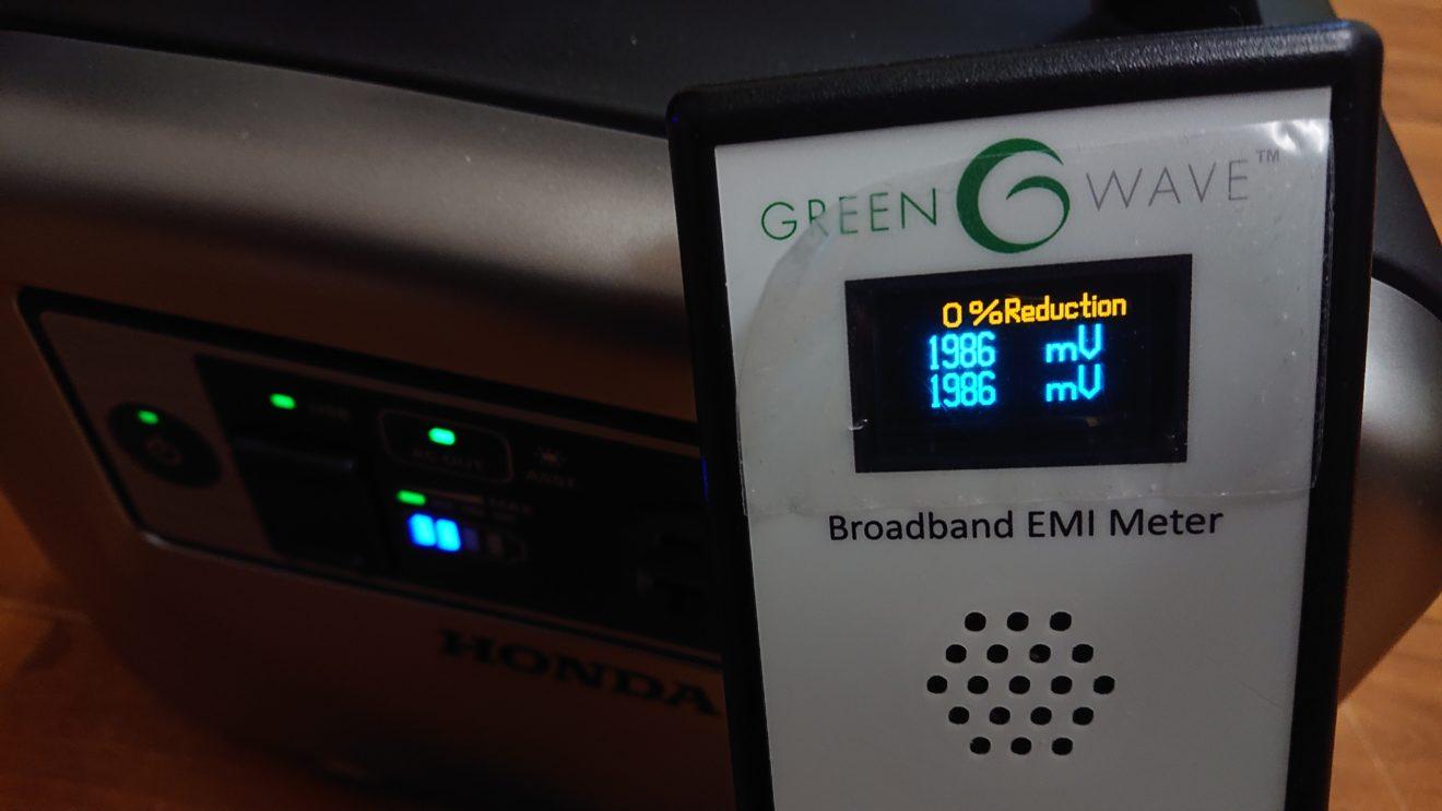 HONDA LiB-AID E500 for Musicのインバータノイズは除去できるか?①iFi-Audio iPurifier AC