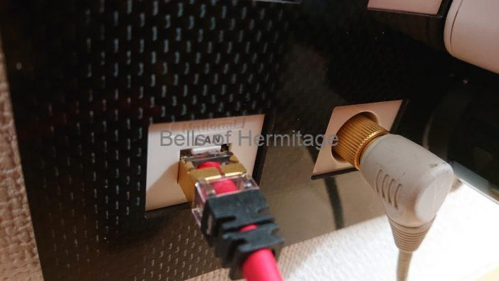 ネットワークオーディオ LANケーブル OIKLAN ダブルシールド構造 Dynamic Plug Damper System DPDS Wireworld イーサネットケーブル STE LAN レンタル レビュー #OikPao #OIOIKK #OIKLAN fo.Q Acoustic Revive LAN1.0 TripleC R-AL1 RLT-1 YAMAHA RTX1200