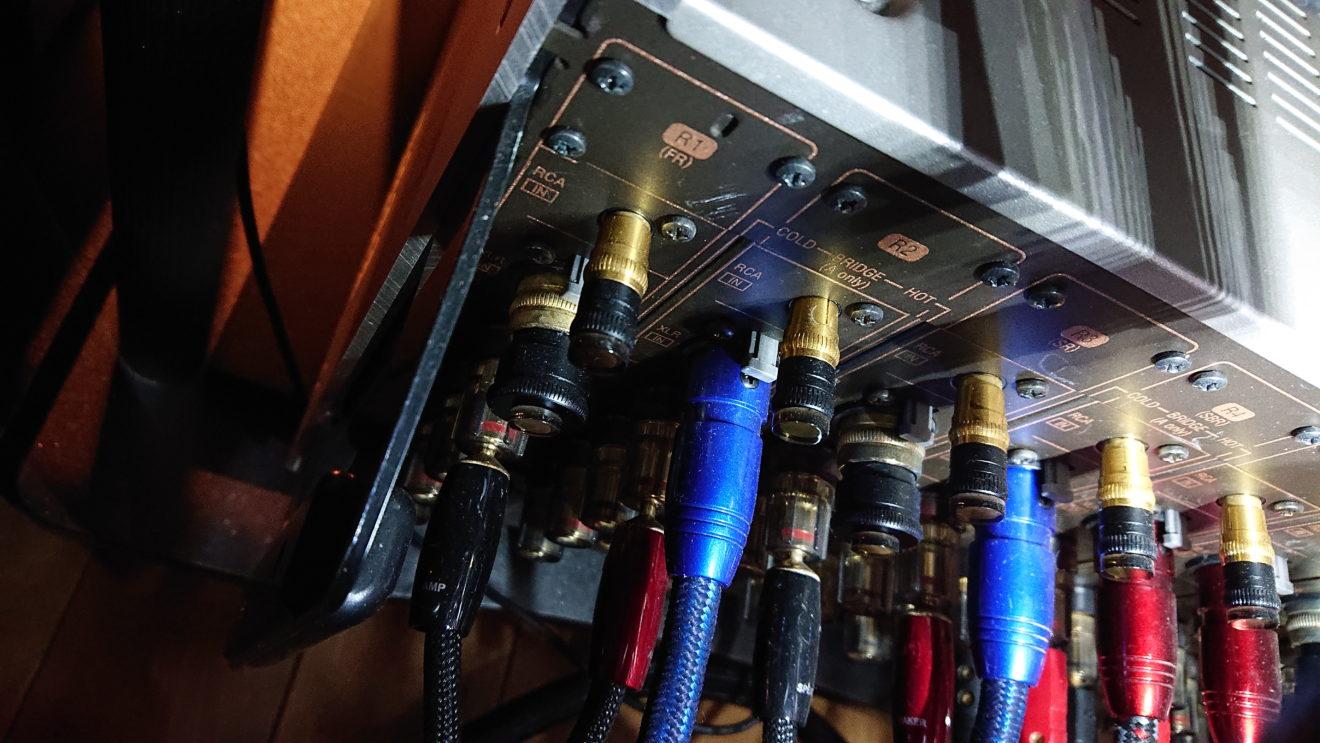 シアタールームにさらにリアリティエンハンサーを試す~Acoustic Revive RES-RCA(入力端子用)とDENON POA-A1HD~