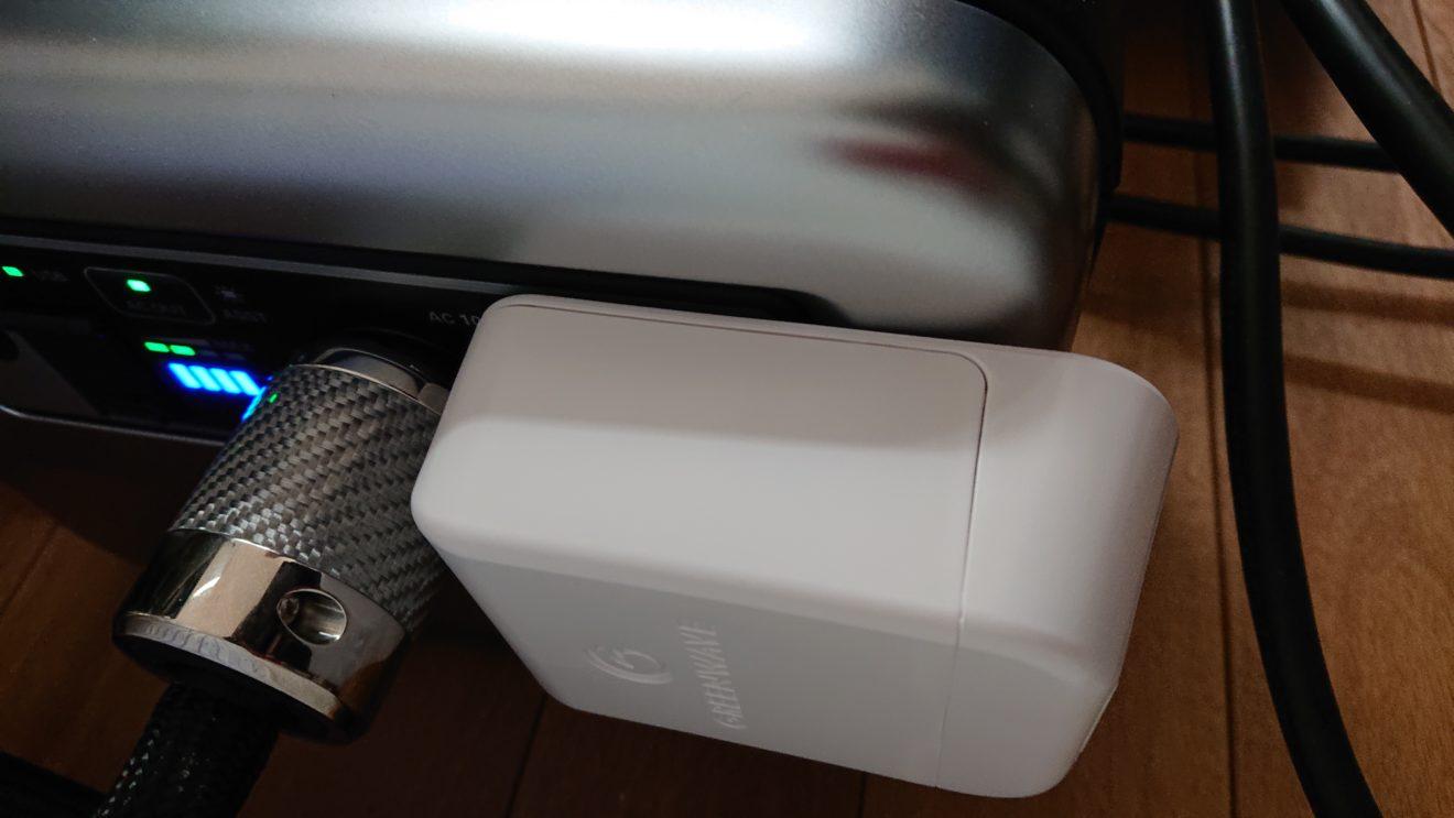 HONDA LiB-AID E500 for Musicのノイズ除去でバッテリ駆動のポテンシャルを引き出す~Greenwave Dirty Electricity Filter~