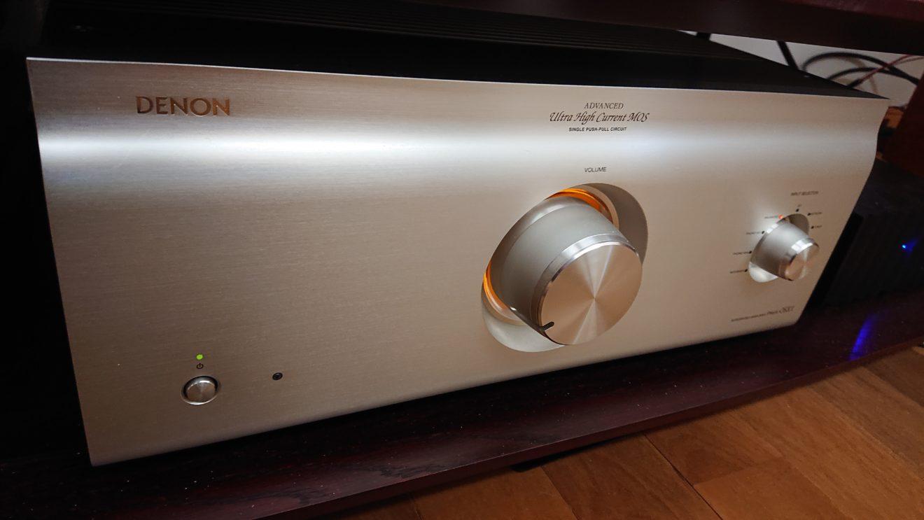 DENON PMA-SX1のバッテリ駆動は可能か?~HONDA LiB-AID E500 for Music~
