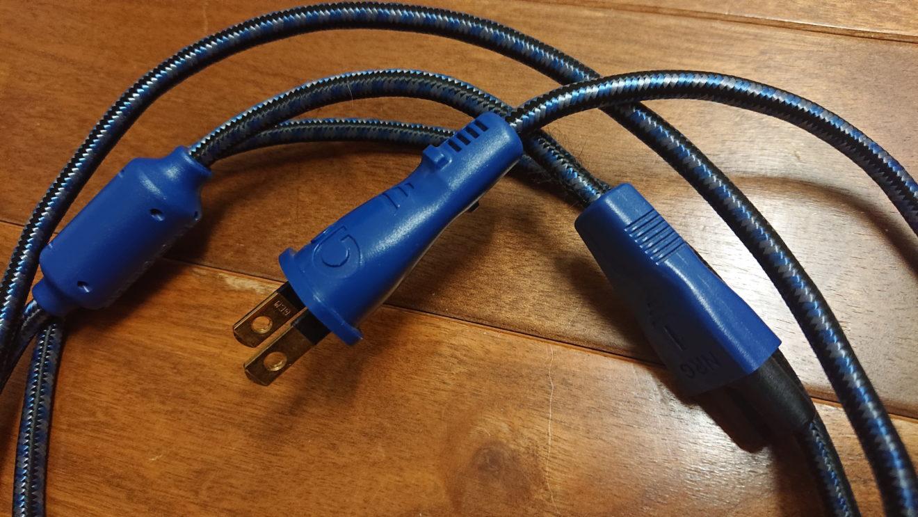 ノイズに強い単線電源ケーブル~AudioQuest NRG-1の入手~