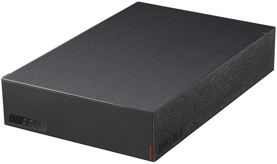 BUFFALO USB3.2(Gen.1)対応外付けHDD 6TB ブラック HD-LE6U3-BAの購入~SONY DST-SHV1向け~