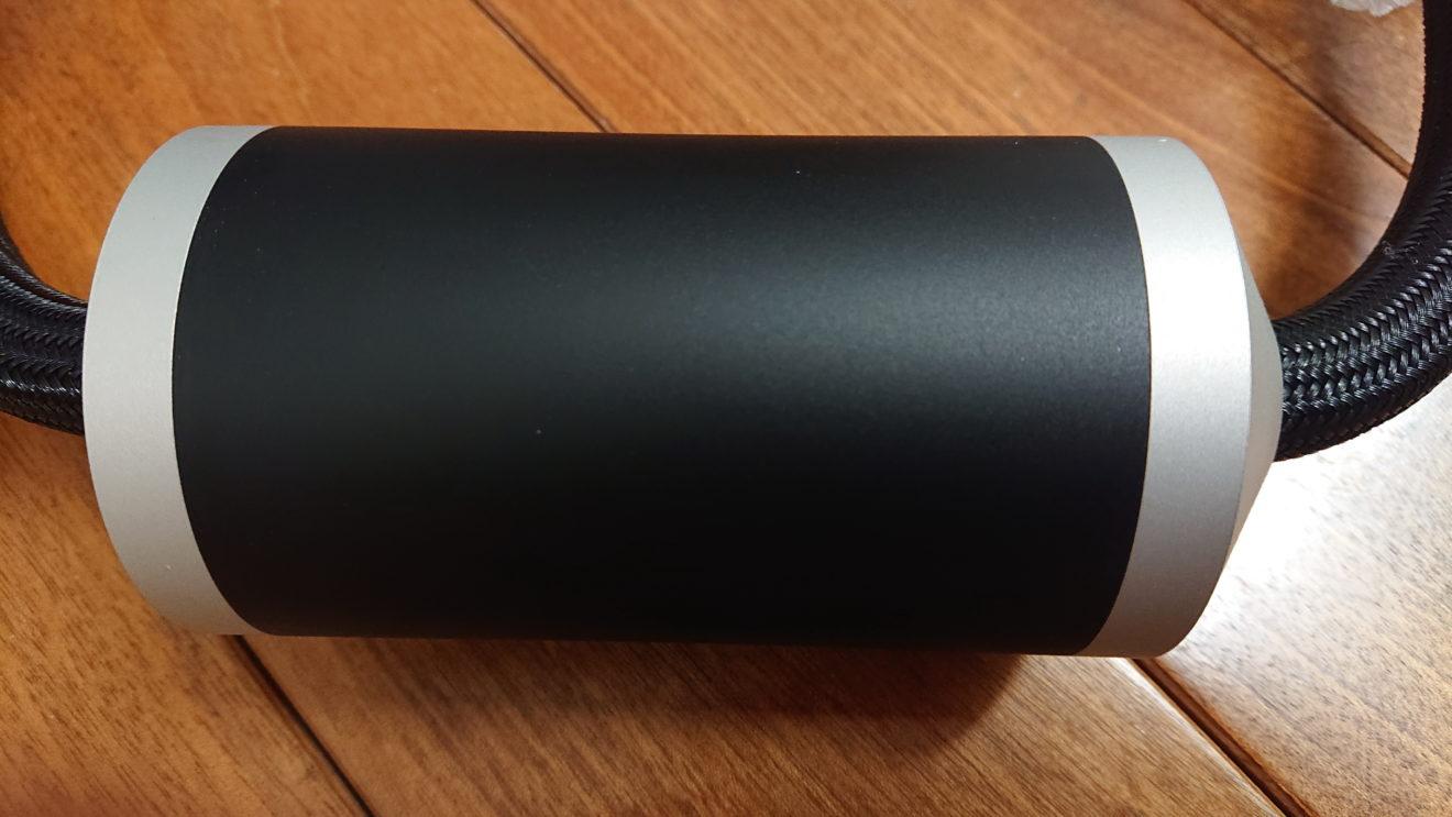 Acoustic Revive absolute-POWER CORDを中村製作所NSIT-200Qに試す~出川式MDユニットの有無の差~