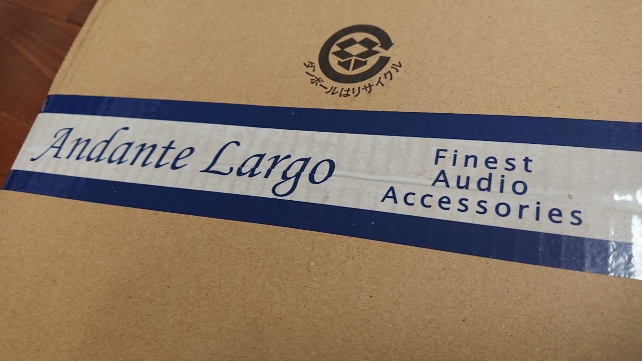 Andante LargoからThe CHORD Company GroundARAYのデモ機をレンタル(1)BNC/USB/HDMI/LAN(RJ45)