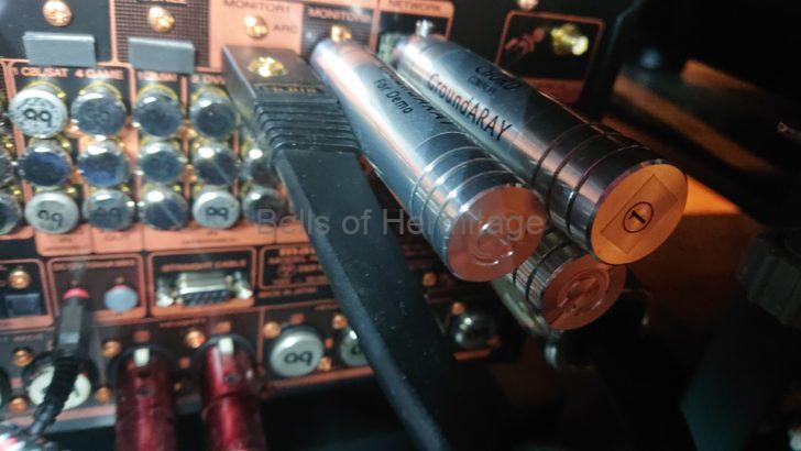 オーディオ ネットワーク Andante Largo The CHORD Company Sarum T XLR Sarum T Speaker Cable - OhmicGroundARAY LUMIN X1 DENON PMA-SX1 Acoustic Revive XLR-absolute SPC-Reference TripleC