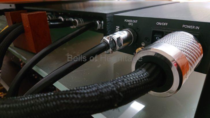 ネットワークオーディオ LUMIN X1 S1 A1 T1 U1 電源ユニット PSU アルミ削り出し LUMIN PSU Upgrade & DC Cable 金銀銅合金 カーボンファイバーシールド 0.6m 1.2m HIROSE RM-W 汎用多極小型防水コネクタ