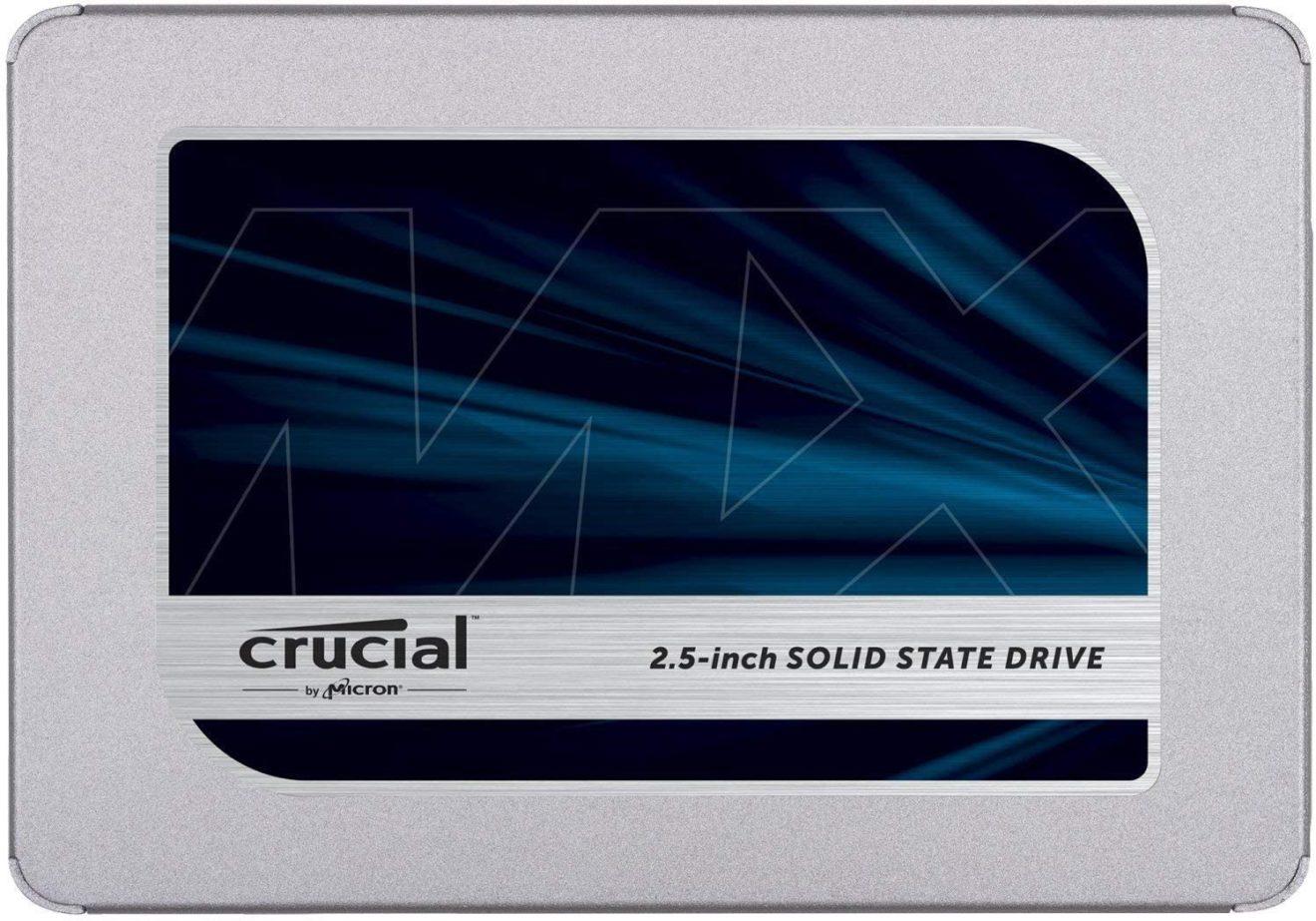 コストパフォーマンスの高い小型PCを購入したい~Crucial SSD 500GB CT500MX500SSD1JPの先行購入~