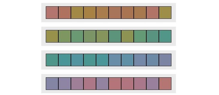 カラーIQテストで自分の色彩感覚をチェック~君は上位1%に入れるか?
