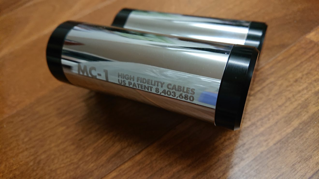 High Fidelity Cables Magnetic Wave Guide MC-1 Proの短期レビュー