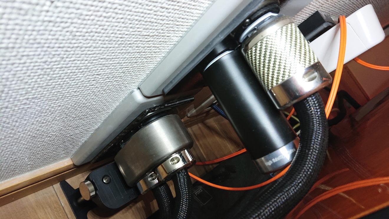 6500時間接続したHigh Fidelity Cables MC-0.5 Magnetic Wave Guideをぶち抜く!効果は?